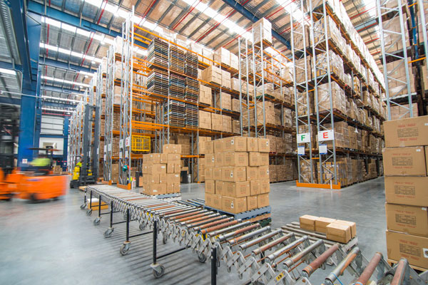 Our huge warehouse stored with wholesale gifts